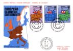 03.01.1973 European Communities Counseil-de-L'Europe Philart