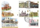 European Architectural Heritage Year Architectural Anniversaries