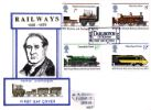 Stockton & Darlington Railway George Stephenson Producer: Historic Relics