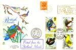 16.01.1980 British Birds 1980 Posted from the Shetlands Stuart