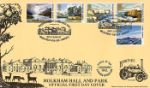 24.06.1981 National Trusts Holkham Hall Markton Stamps