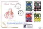 23.07.1982 British Textiles Richard Arkwright Cotswold
