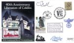 Liberation of Colditz 40th Anniversary Producer: Cambridge Stamp Centre