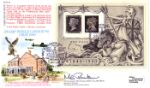 03.05.1990 Penny Black: Miniature Sheet Eagle Lodge Wexford House Appeal Forces, RFDC No.83