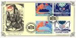 03.05.1994 Channel Tunnel British Tunnelling Society Bradbury, Victorian Print No.85