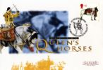 08.07.1997 All the Queen's Horses Horse Guard's Avenue Westminster