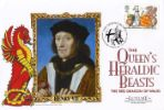 24.02.1998 Queen's Beasts Henry VII Westminster