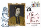 24.02.1998 Queen's Beasts Edward IV Westminster