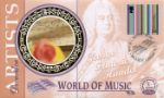 Artists' Tale Handel - the World of Music Producer: Benham Series: 1999 Small Silks (46)