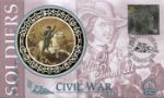 Soldiers' Tale Oliver Cromwell - Civil War Producer: Benham Series: 1999 Small Silks (38)