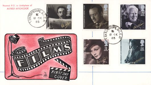 British Film Year, Film Strip