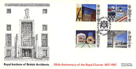 British Architects in Europe, Royal Institute of British Architects