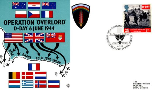 Operation Overload and the Invasion of Normandy