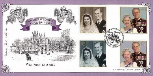 Golden Wedding, Westminster Abbey