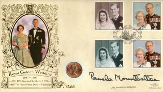 Golden Wedding, Queen and Prince Philip