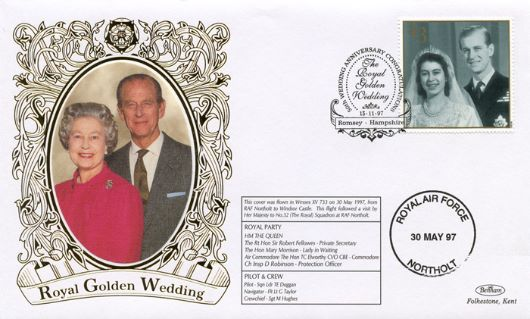 Golden Wedding, The Queen & Prince Philip