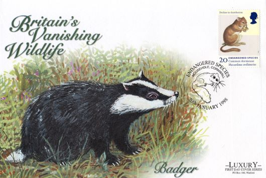 Endangered Species, Badger