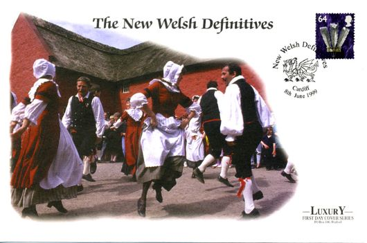Wales 2nd, 1st, E, 64p, Traditional Welsh Dance