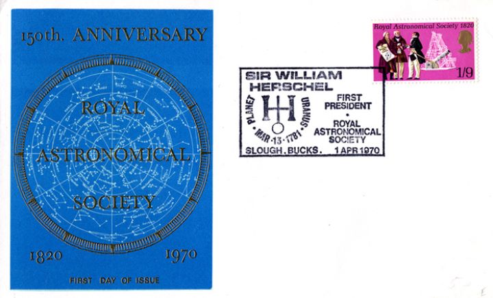 General Anniversaries 1970, Royal Astronomical Society