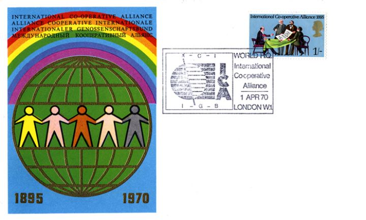 General Anniversaries 1970, International Co-operative Alliance