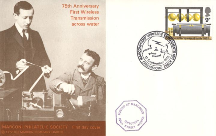 BBC, Marconi Philatelic Society