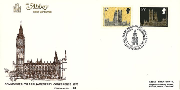 Parliament 1973, Houses of Parliament