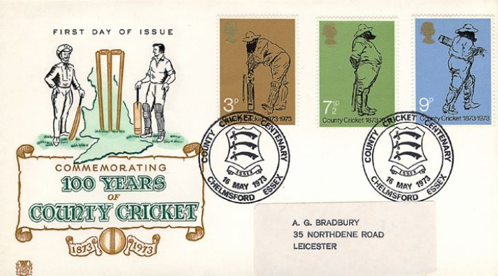 County Cricket Centenary, 100 Years of County Cricket