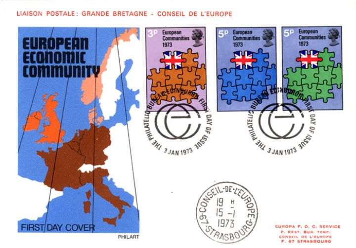 European Communities, Counseil-de-L'Europe