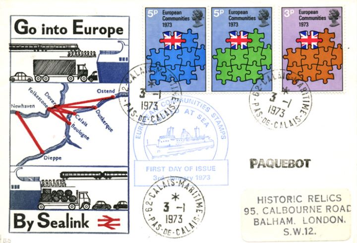 European Communities, Sealink