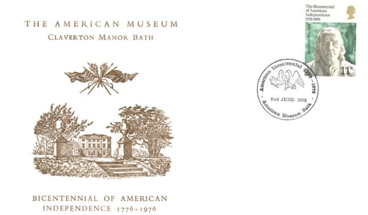 USA Bicentenary: 11p, The American Museum