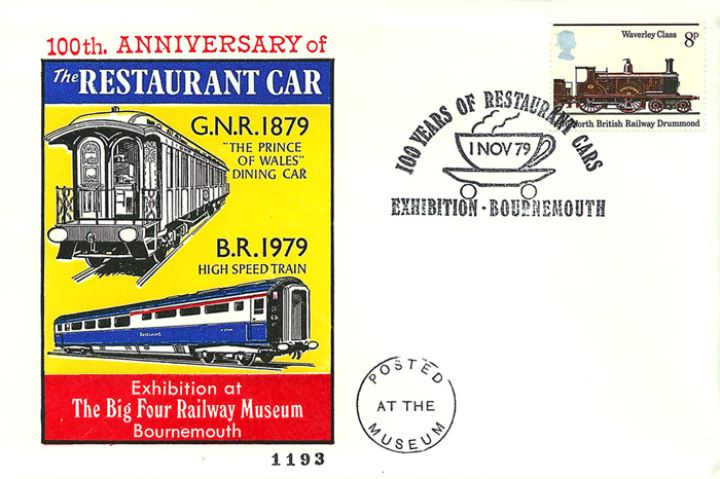 The Restaurant Car, Centenary