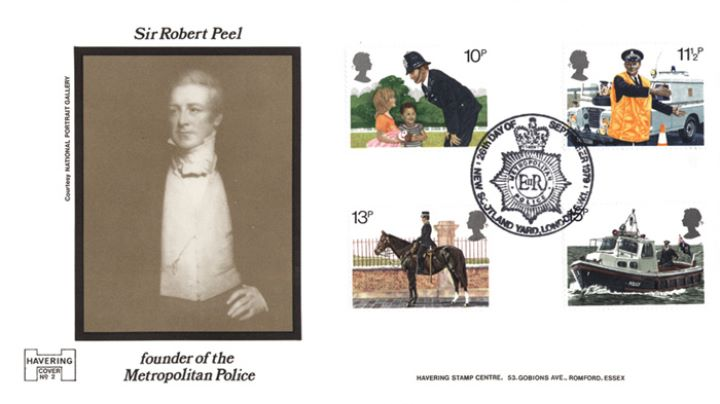 how did sir rober peel impact american policing and its history Start studying chapter 1-police history system of policing created by sir robert peel for the importan stage in the development of american policing.