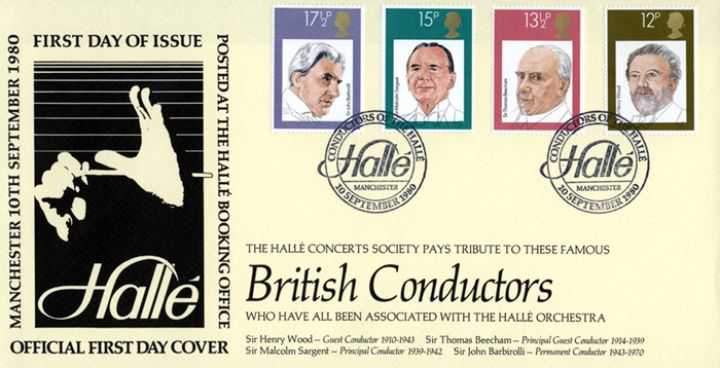British Conductors, Conductors of the Hallé