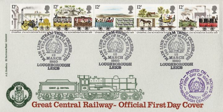 Liverpool & Manchester Rly, Great Central Railway