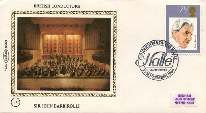 British Conductors, Sir John Barbirolli