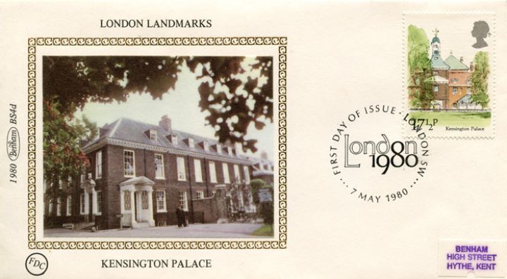 London Landmarks, Kensington Palace