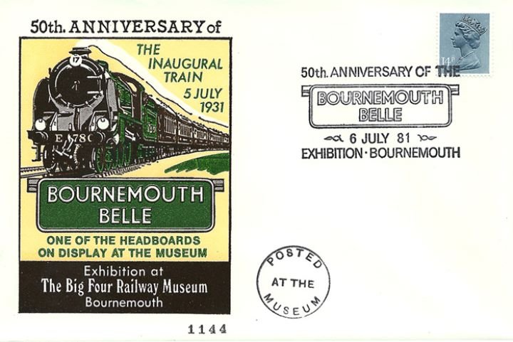 The Bournemouth Belle, 50th Anniversary