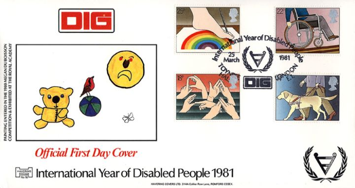Year of the Disabled, DIG