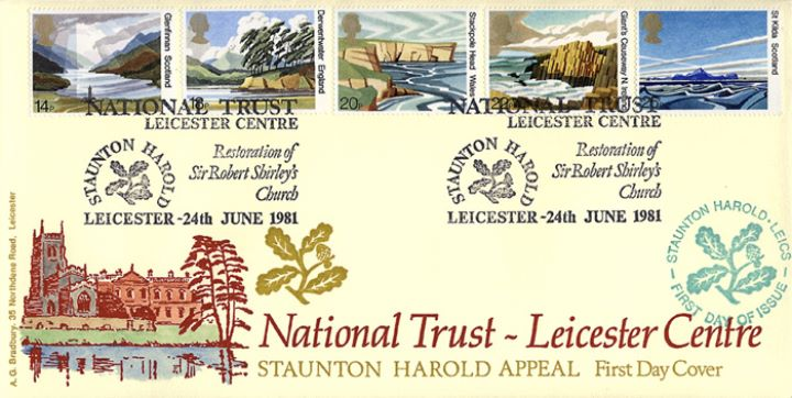 National Trusts, Staunton Harold Appeal
