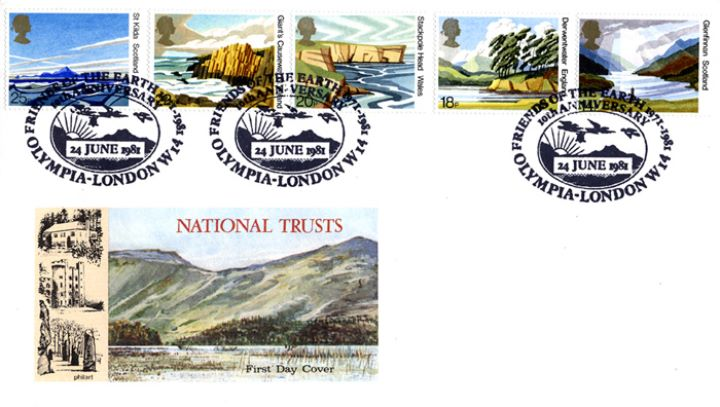National Trusts, Lakeland