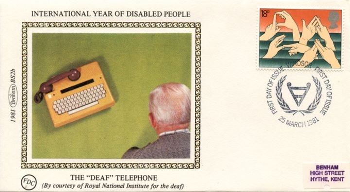 Year of the Disabled, The 'Deaf' Telephone
