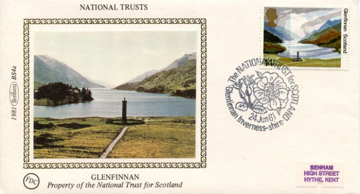 National Trusts, Glenfinnan