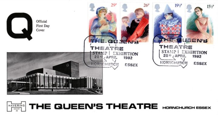 British Theatre, Queen's Theatre Hornchurch