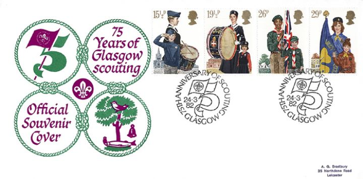 Youth Organisations, Glasgow Scouts