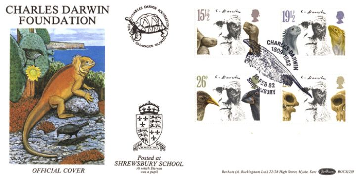 Charles Darwin Foundation - Shrewsbury School