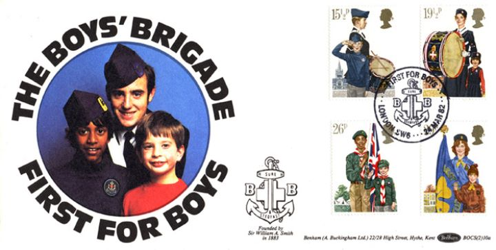 Youth Organisations, The Boys' Brigade