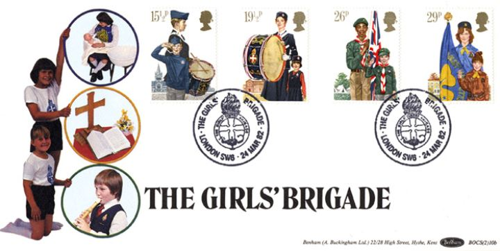 Youth Organisations, The Girls' Brigade