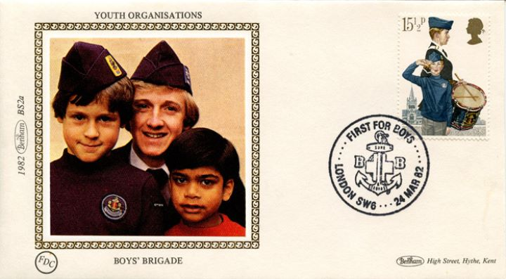 Youth Organisations, Boys' Brigade