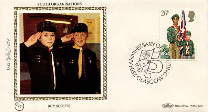 Youth Organisations, Boy Scouts