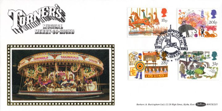 British Fairs, Turners Musical Merry-Go-Round